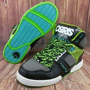 OSIRIS NYC 83 Slim High Top Sneaker sz 2